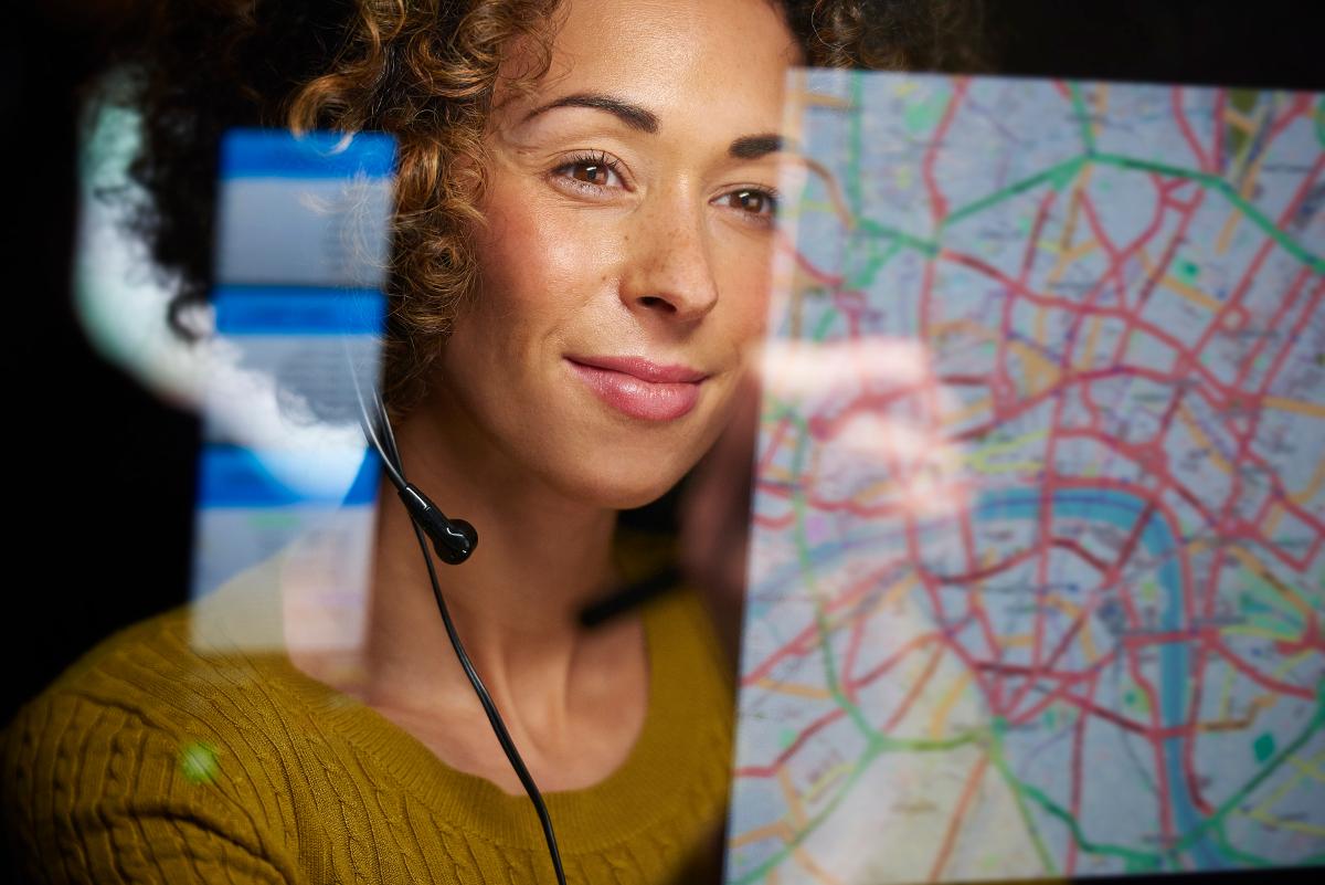 SISTEMA DE GPS